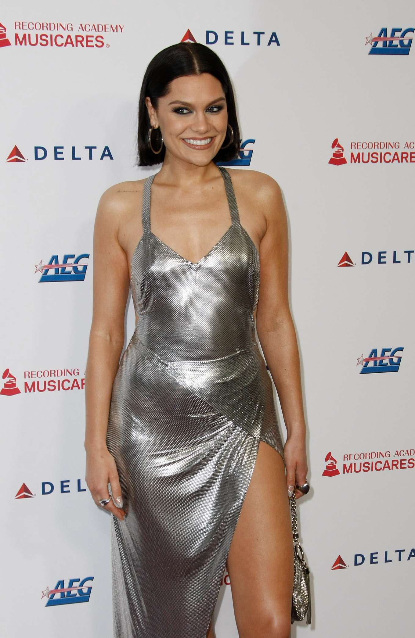 Jessie J - 2020 MusiCares Person of the Year Gala in Los Angeles