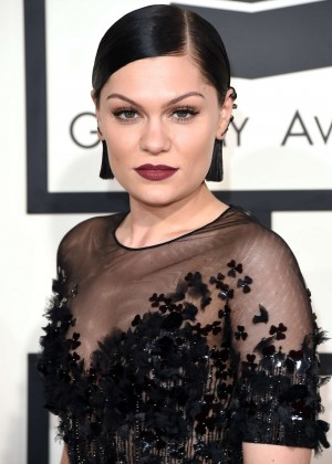 Jessie J - GRAMMY Awards 2015 in Los Angeles