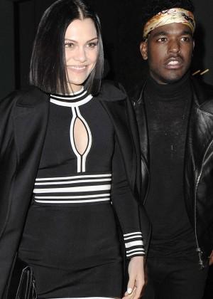 Jessie j black dress 16