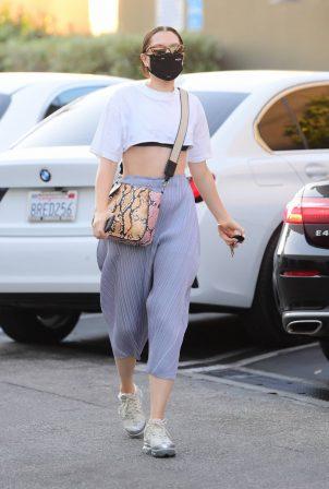 Jessie J - Out in Santa Monica