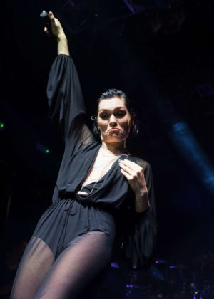 Jessie J - Performing live on stage at Koko in London