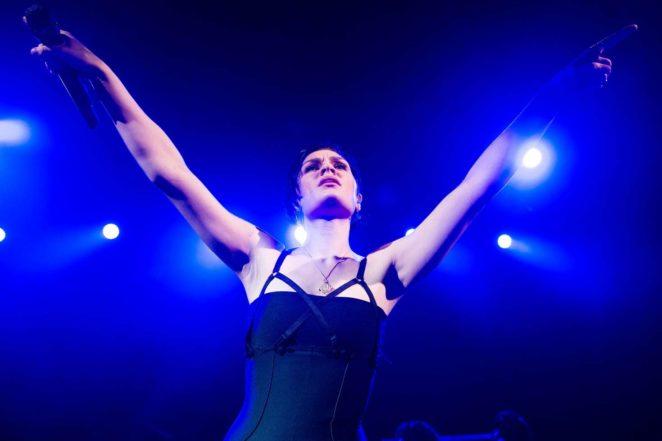 Jessie J: Performs at O2 Shepherds Bush Empire -01