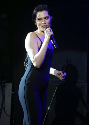 Jessie J - Performs at O2 Shepherd's Bush Empire in London