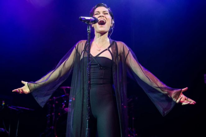 Jessie J: Performs at O2 Shepherds Bush Empire -23