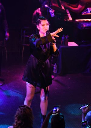Jessie J - Preforms at the Troubadour Nightclub in Los Angeles