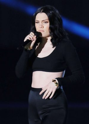 Jessie J - WE Day Show at Wembley Arena in London
