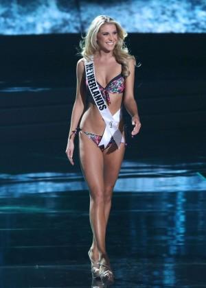 Jessie Jazz Vuijk - Miss Universe 2015 Preliminary Round in Las Vegas
