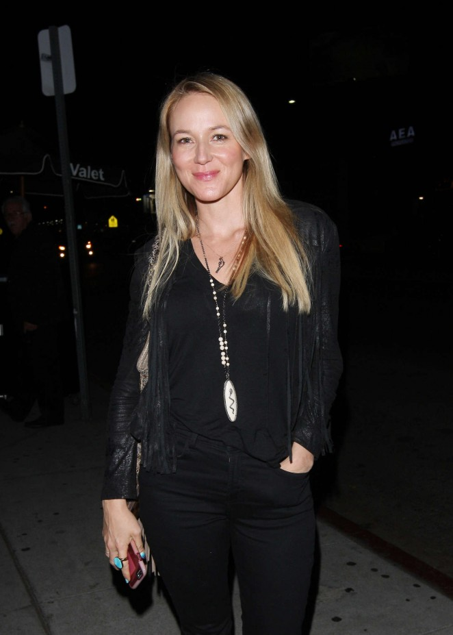 Jewel - Goes To The Nice Guy Club To Party in West Hollywood
