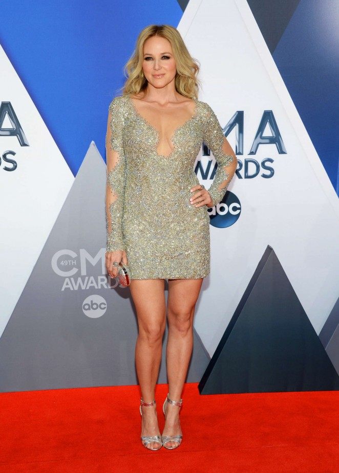 Jewel Kilcher - 2015 CMA Awards in Nashville