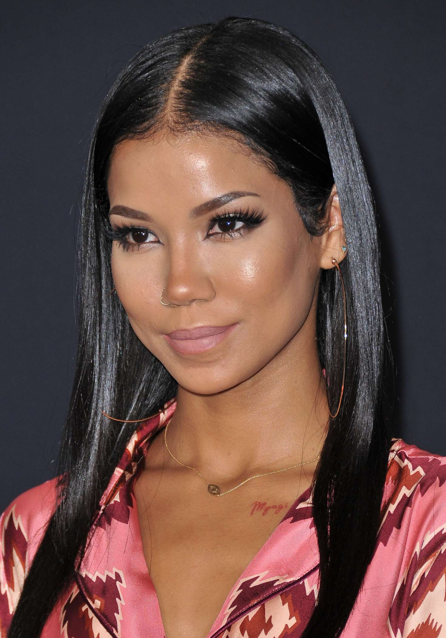 Jhene Aiko: 2017 BET Awards -07 – GotCeleb