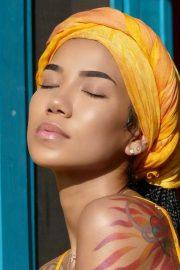 Jhene Aiko - 'Chilombo' Album Photoshoot 2020