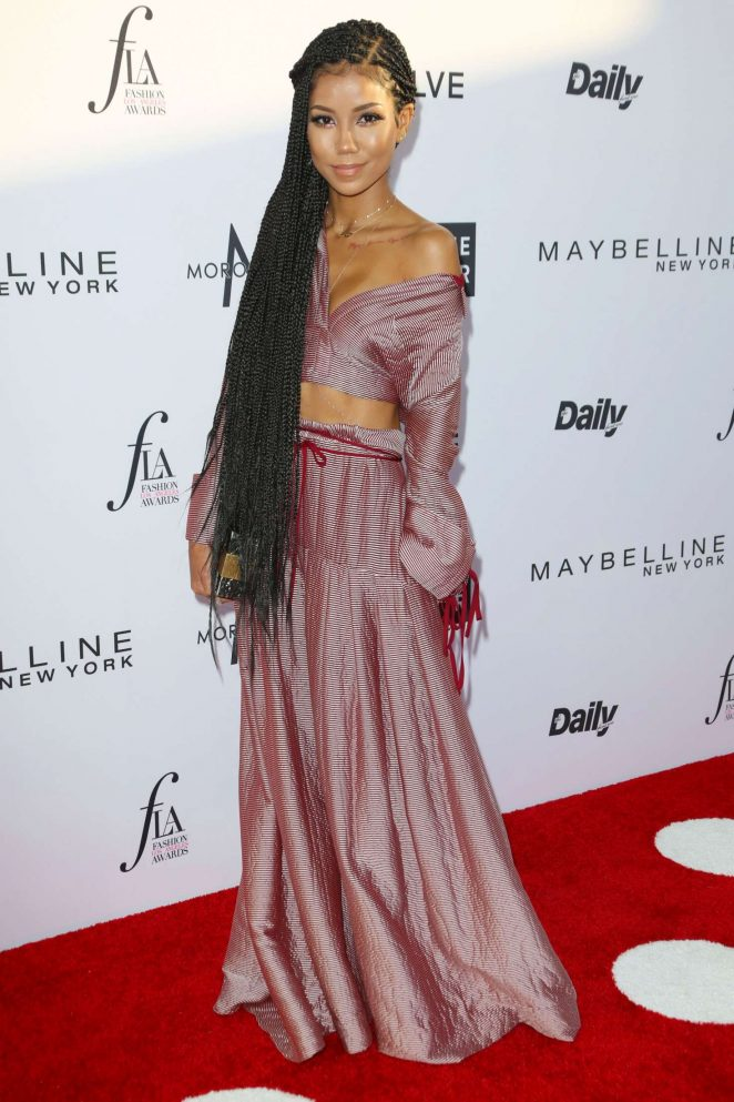 Jhene Aiko - Daily Front Row's 3rd Annual Fashion LA Awards in West Hollywood