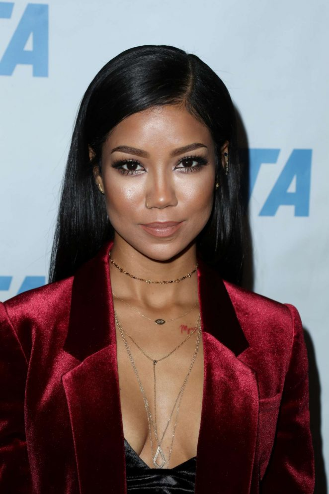 Jhene Aiko – Launch Opening Night of PETA's 'Naked Ambition' Exhibit in LA