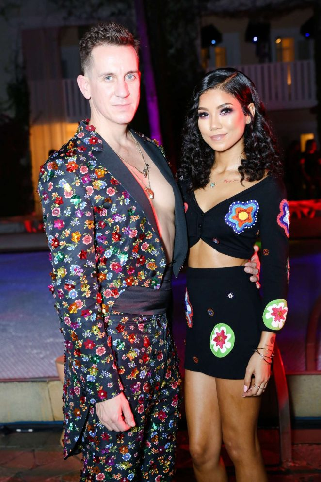 Jhene Aiko – Moschino and SBE Event at Art Basel in Miami