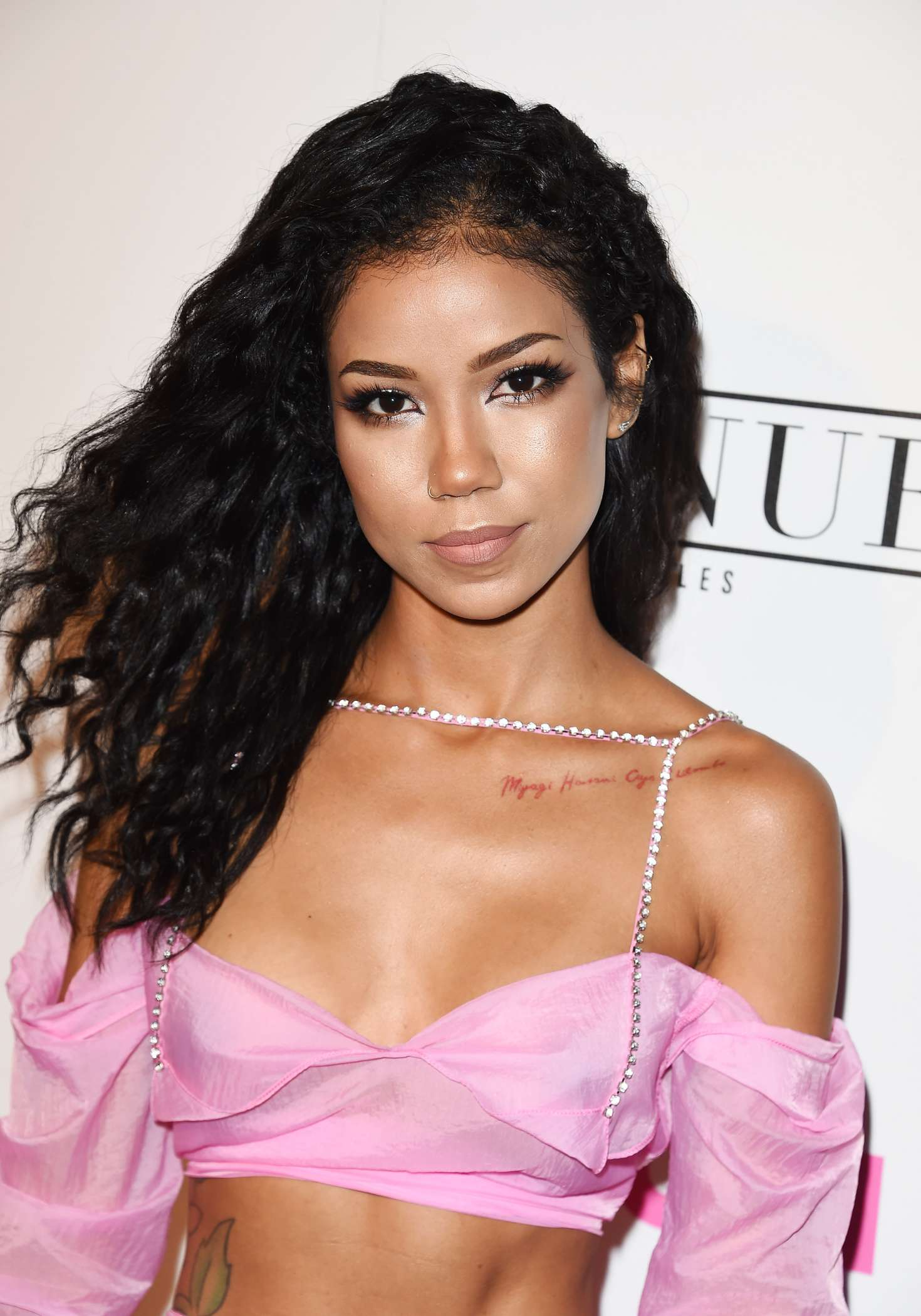 Jhene Aiko - Nylon Young Hollywood May Issue Event in LA
