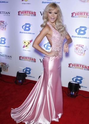 Jhenny Andrade - 2016 Fighters Only MMA Awards in Las Vegas