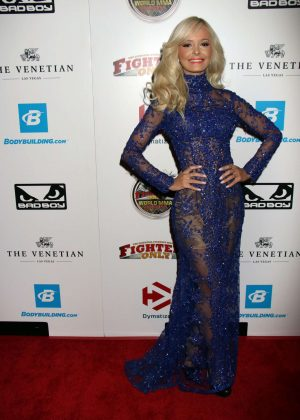 Jhenny Andrade - 9th Annual Fighters Only World Mixed Martial Arts Awards in Las Vegas