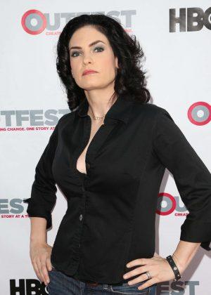 Jill Bennett - 'Strangers' Screening at Outfest Los Angeles LGBT Film Festival in LA