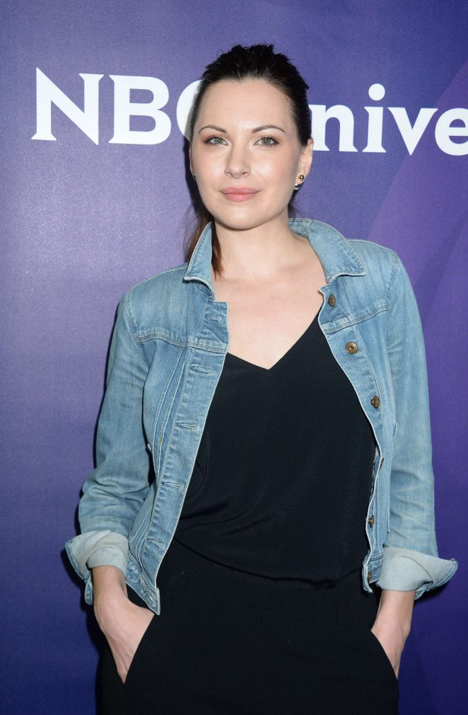 Jill Flint - NBCUniversal Summer Press Day in Beverly Hills