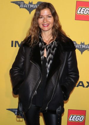 Jill Hennessy - 'The Lego Batman Movie' Screening in New York