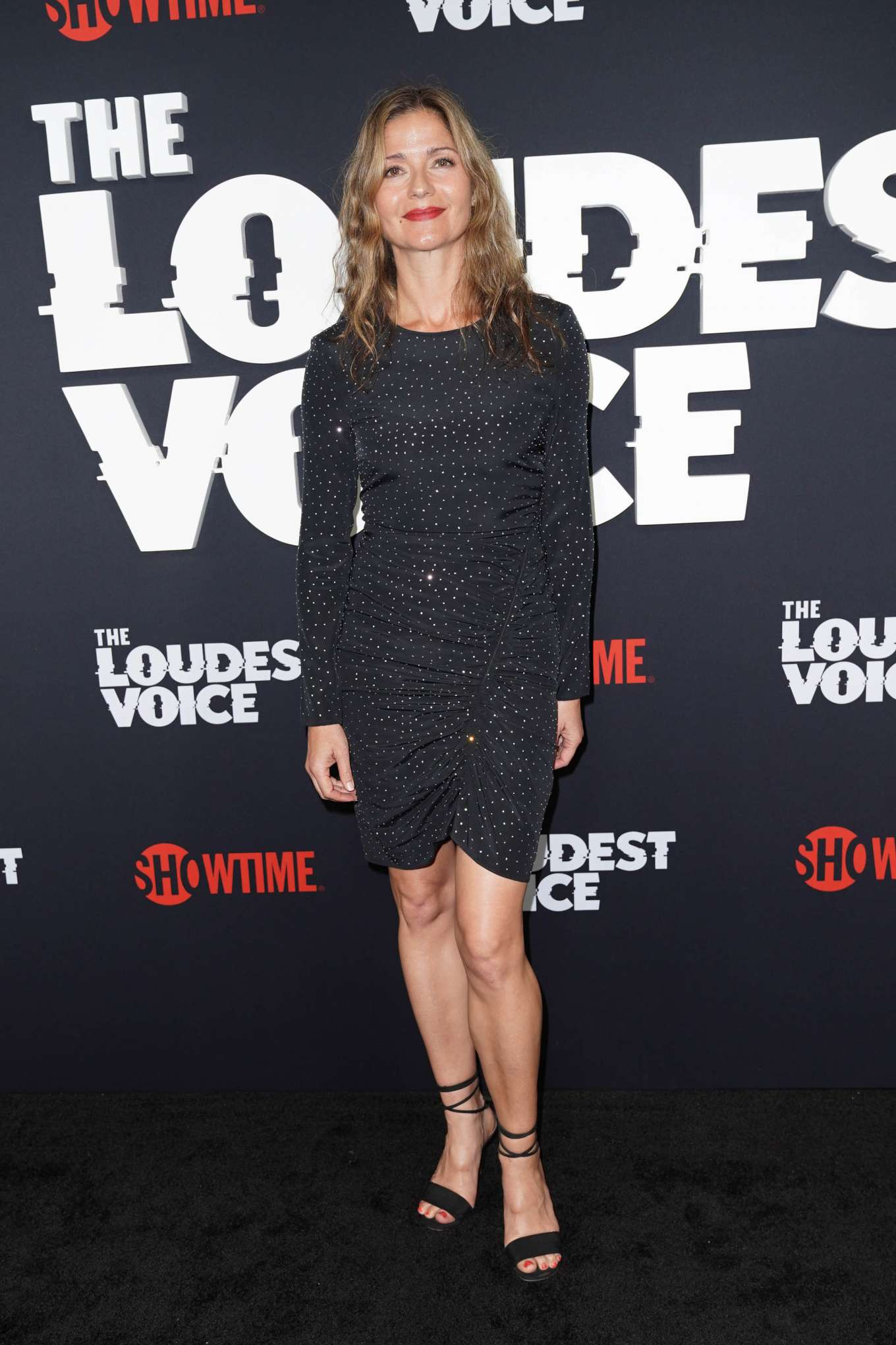 Jill Hennessy 2019 : Jill Hennessy: The Loudest Voice Premiere in New York-02