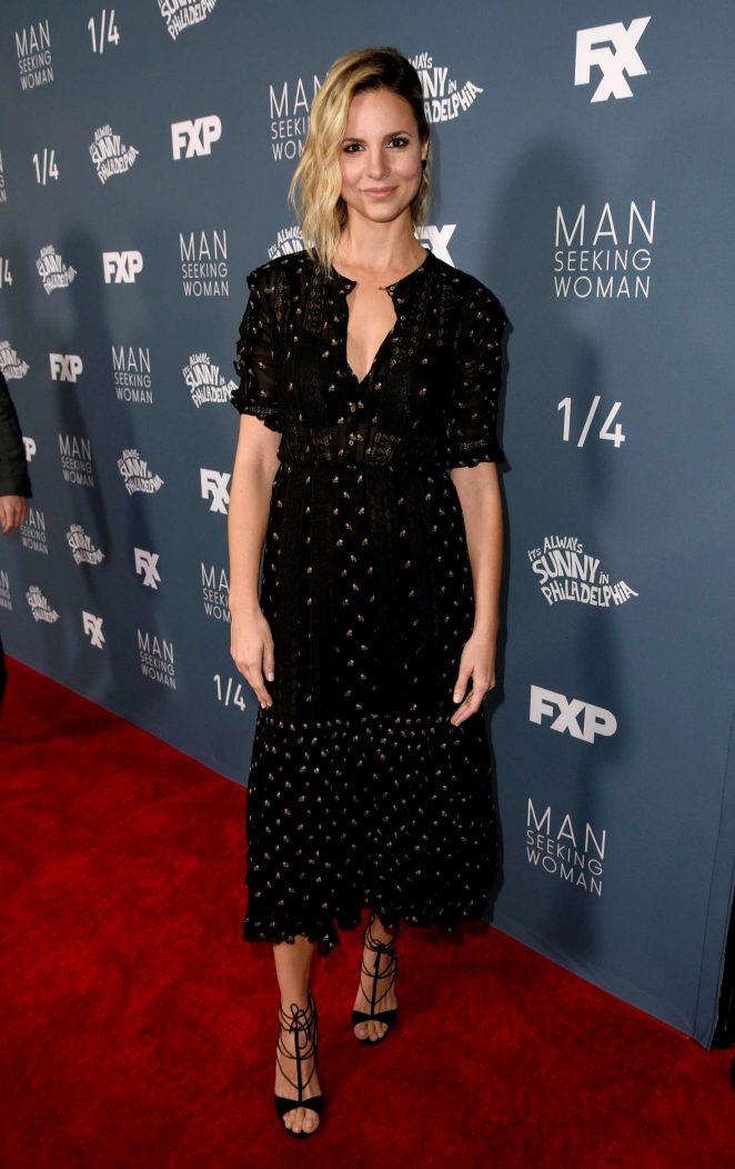 Jill Latiano - 'Its Always Sunny in Philadelphia' Premiere in Westwood