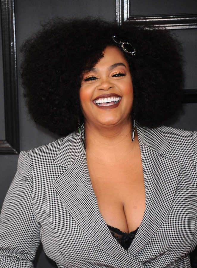 Jill Scott - 59th GRAMMY Awards in Los Angeles