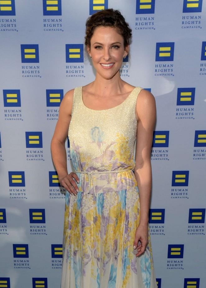 Jill Wagner – Human Rights Campaign Los Angeles Gala 2015 in LA