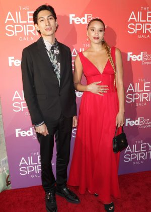 Jillian Hervey - Ailey Spirit Gala 2016 in New York