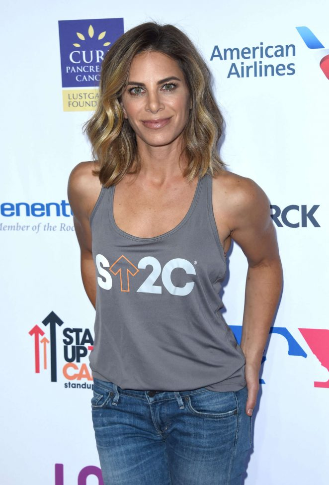 Jillian Michaels – 5th Biennial Stand Up To Cancer in Los Angeles