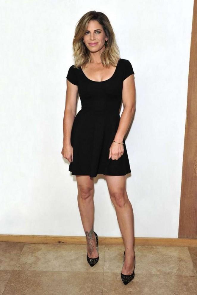 Jillian Michaels - Poses For Her Kmart Activewear Line