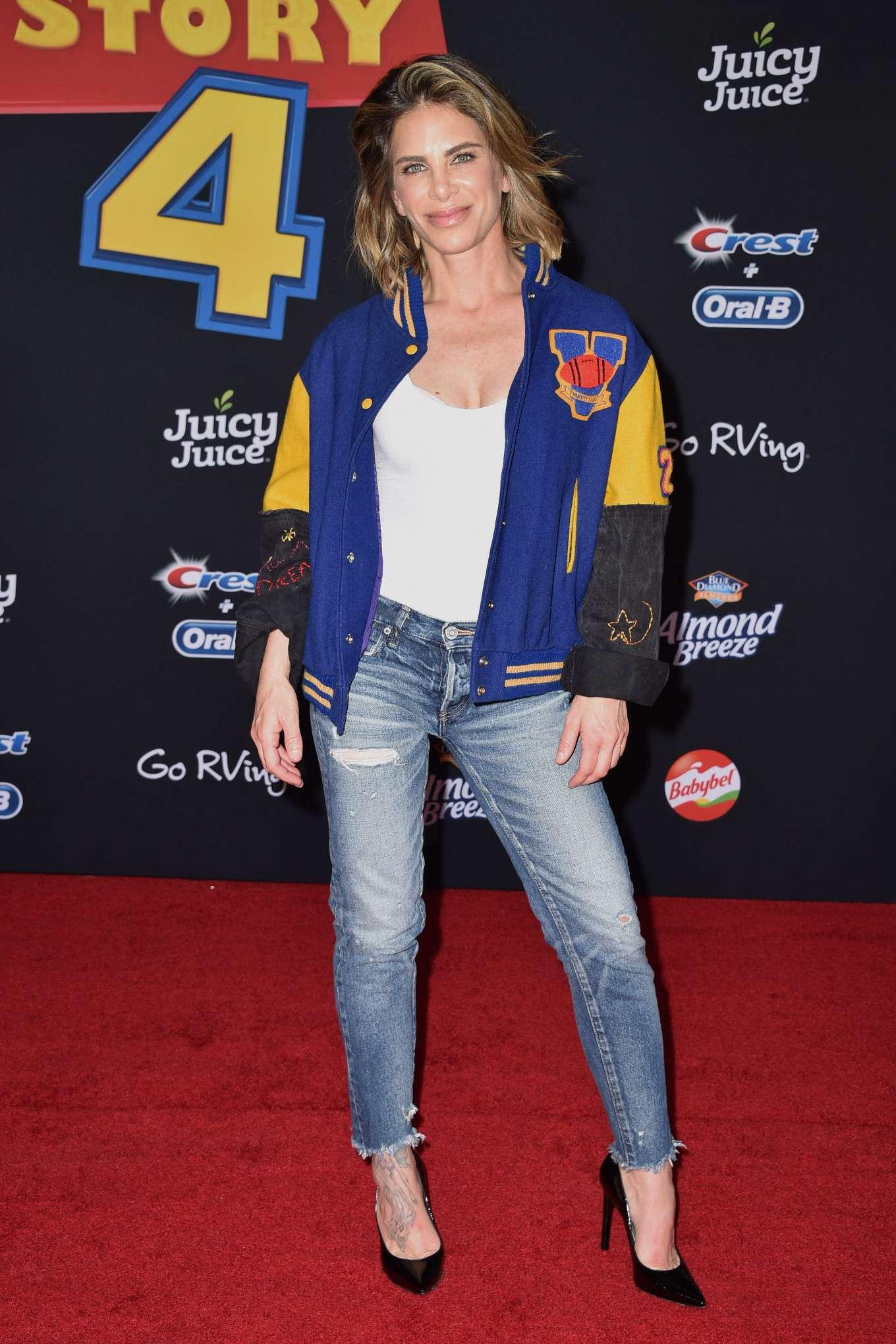 Jillian Michaels - 'Toy Story 4' Premiere in Los Angeles
