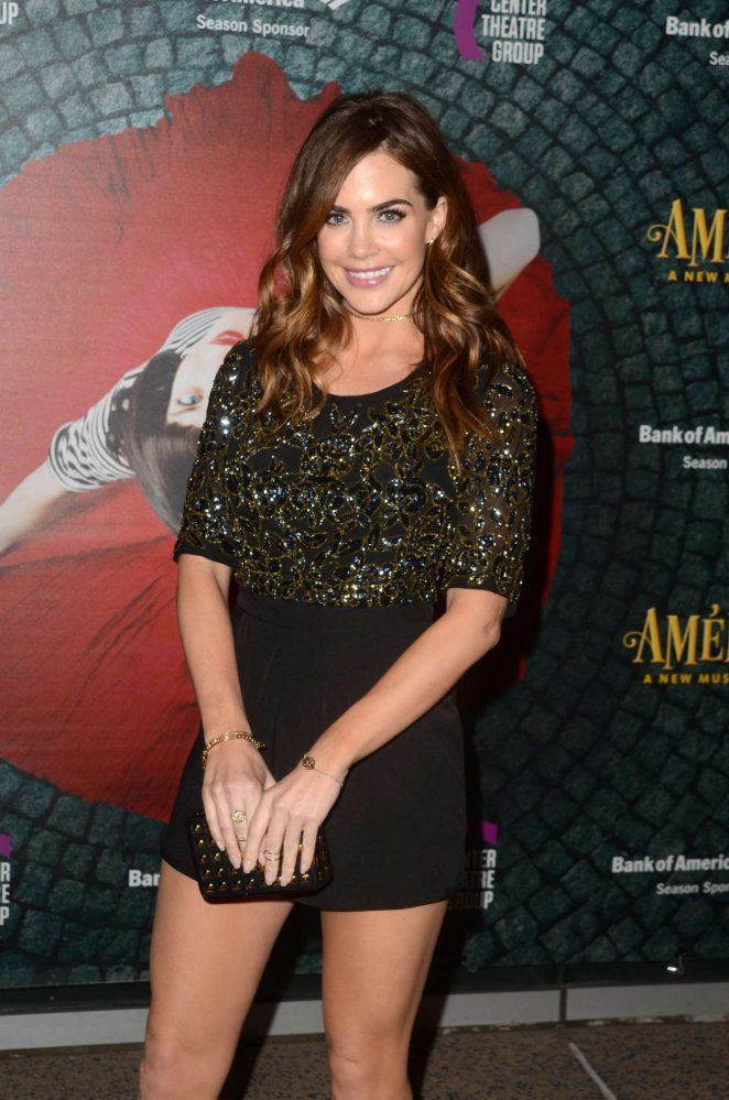 Jillian Murray - The Amelie, A  New Musical Opening in Los Angeles