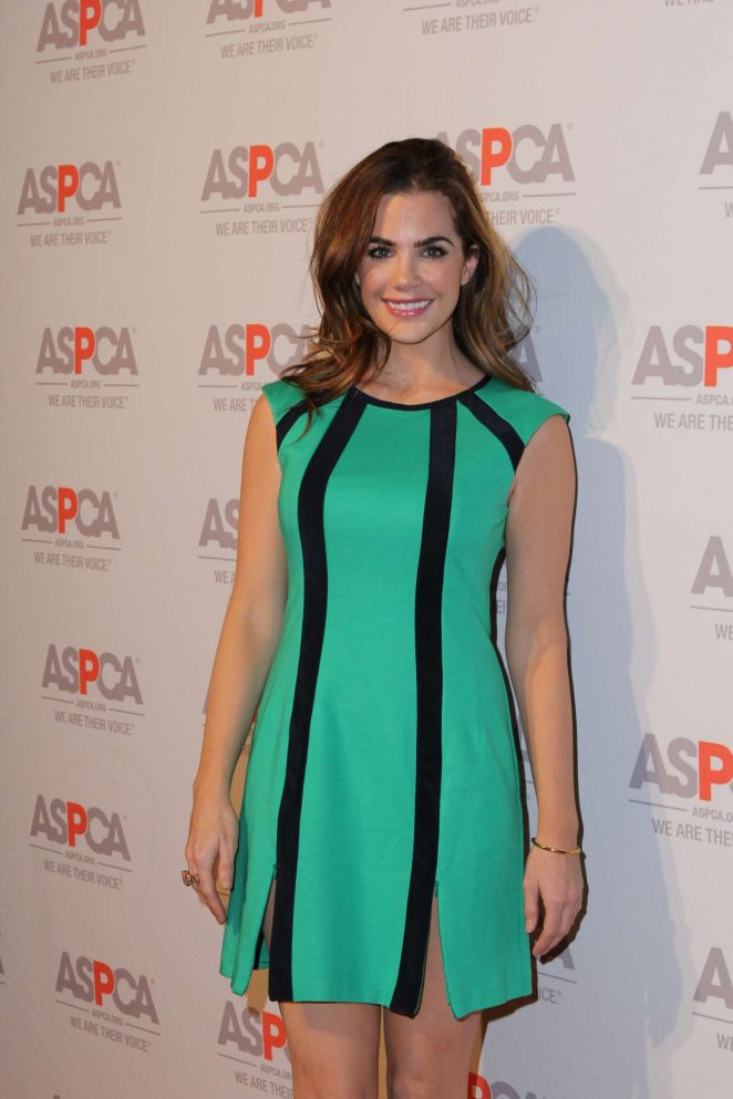 Jillian Murray - The ASPCA'S Benefit Gala in Los Angeles