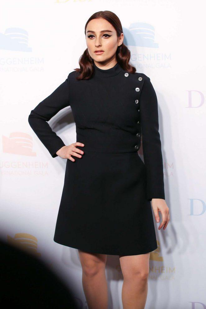 Jillian Rose Banks - 2016 Guggenheim International Gala Dior Party in NYC