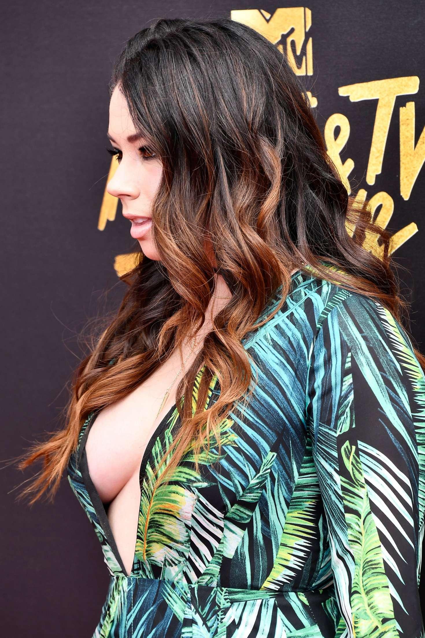 Jillian Rose Reed - 2017 MTV Movie And TV Awards in Los