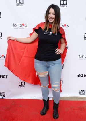 Jillian Rose Reed - 2018 Lollipop Superhero Walk in Los Angeles