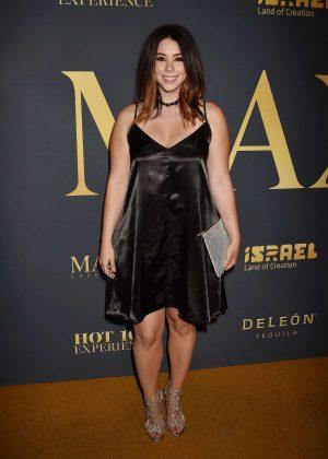 Jillian Rose Reed - 2018 Maxim Hot 100 Experience in Los Angeles