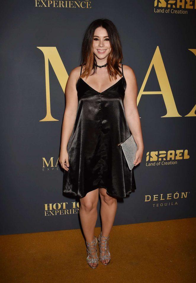 Jillian Rose Reed – 2018 Maxim Hot 100 Experience in Los Angeles