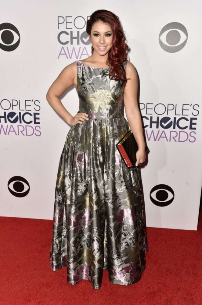 Jillian Rose Reed - 41st Annual People's Choice Awards in LA