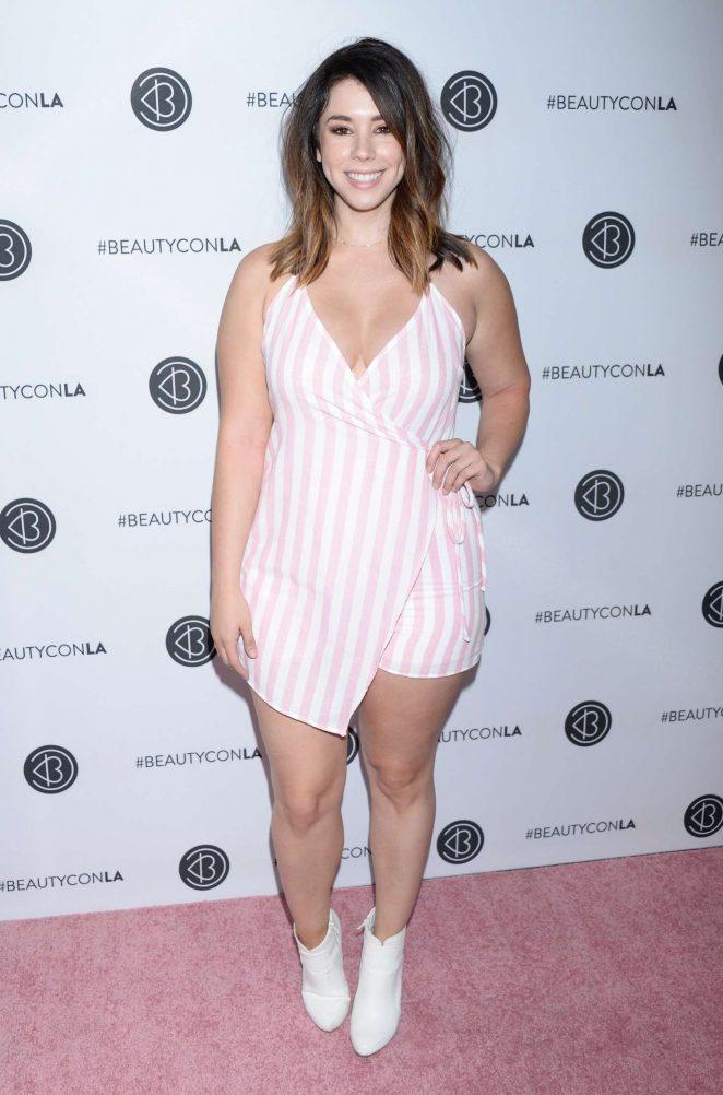 Jillian Rose Reed – Beautycon Festival Day 1 in Los Angeles