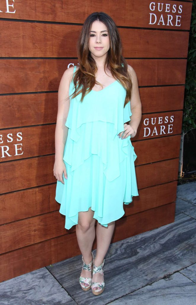 Jillian Rose Reed  - Guess 'Dare' Fragrance Launch in Los Angeles