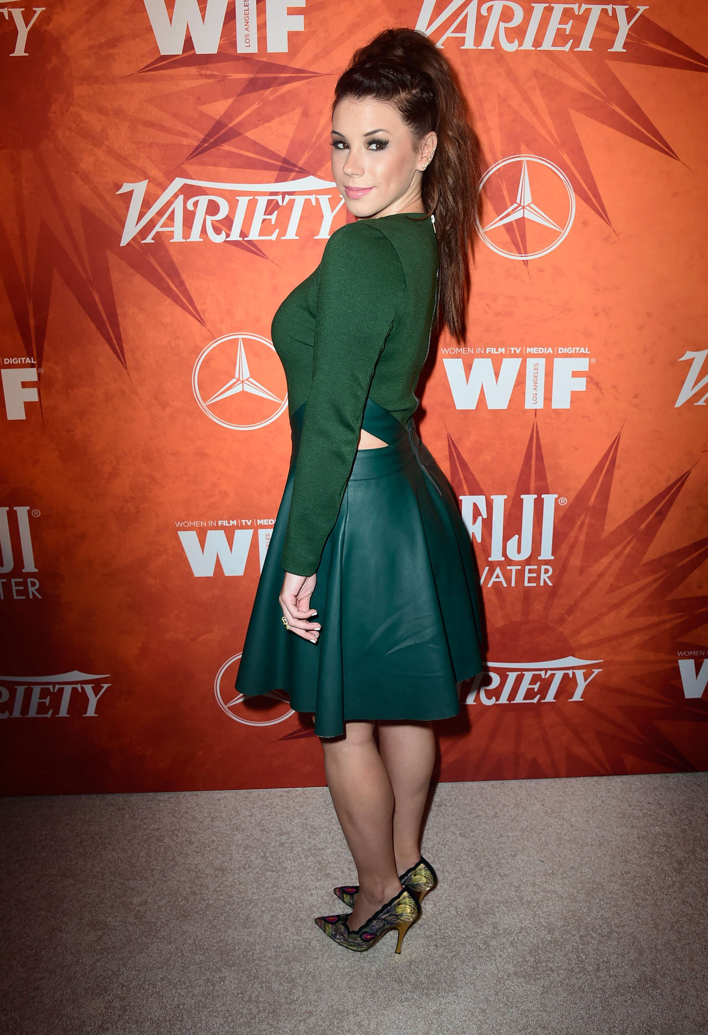 Jillian Rose Reed: Variety And Women in Film Annual Pre ...