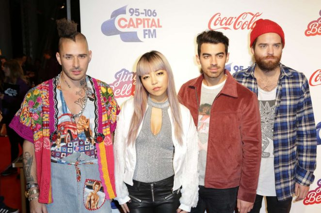 JinJoo Lee - Capital FM's Jingle Bell Ball 2016 in London