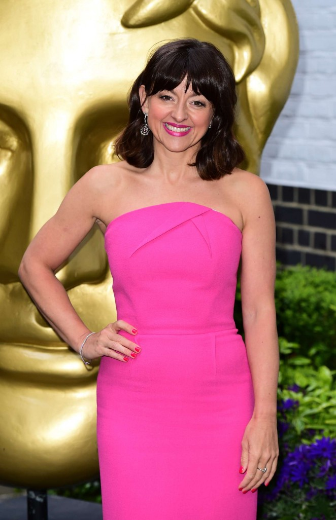 Jo Hartley - British Academy Television Craft Awards 2016 in London