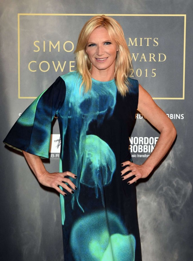 Jo Whiley - Music Industry Trust Awards 2015 in London