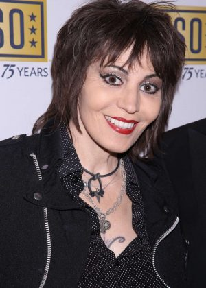 Joan Jett - USO New York 75th Anniversary Gala