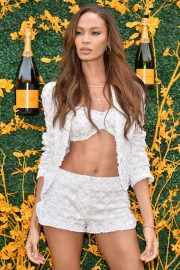 Joan Smalls - 2019 Veuve Clicquot Polo Classic in New Jersey