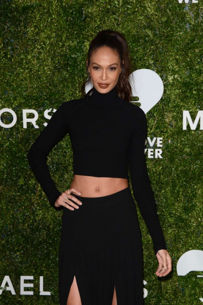 Joan Smalls - 2016 God's Love We Deliver Golden Heart Awards Dinner in NY