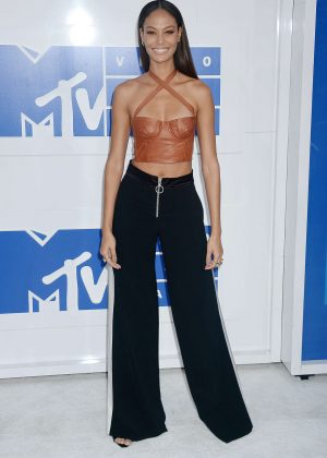 Joan Smalls - 2016 MTV Video Music Awards in New York City